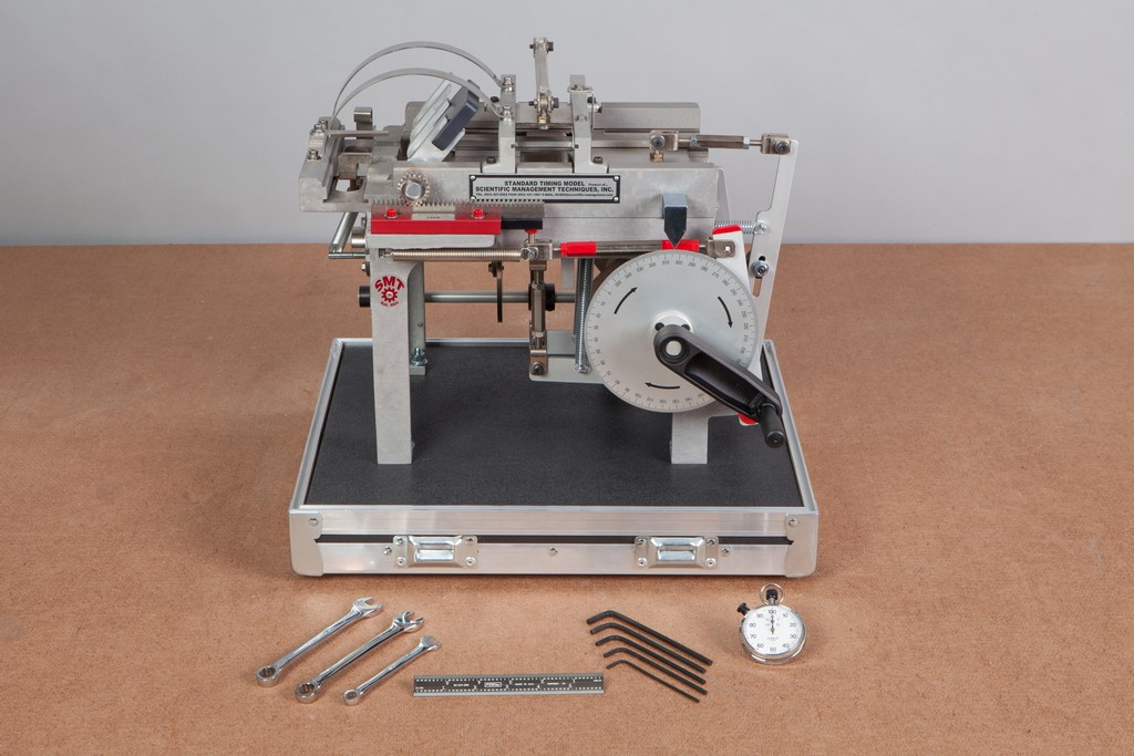 mechanical aptitude test machine